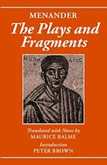 Menander: The Plays and Fragments af Menander, Balme
