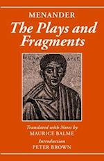 Menander: The Plays and Fragments af Menander, Balme