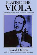 Playing the Viola af David Dalton, Janos Starker