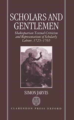 Scholars and Gentlemen