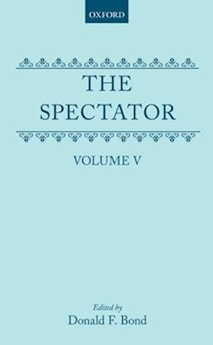 The Spectator: Volume Five