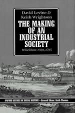 The Making of an Industrial Society af David Levine, Keith Wrightson