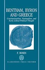 Bentham, Byron, and Greece