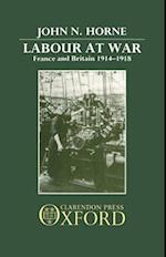 Labour at War af John Horne