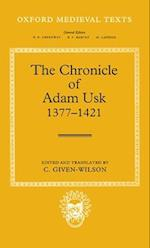 The Chronicle of Adam Usk 1377-1421