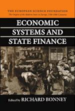 Economic Systems and State Finance (Origins of the Modern State in Europe, nr. )