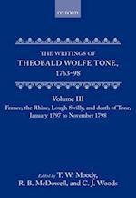 The Writings of Theobald Wolfe Tone 1763-98, Volume 3