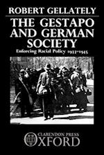 The Gestapo and German Society (Clarendon Paperbacks)