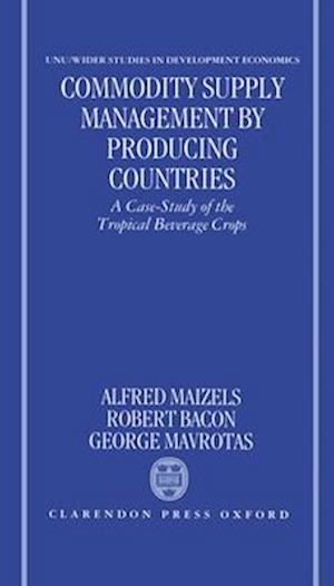 Commodity Supply Management by Producing Countries