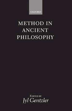 Method in Ancient Philosophy