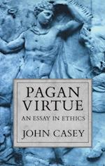 Pagan Virtue af John Casey