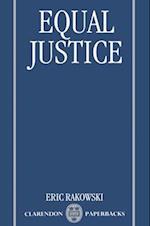 Equal Justice (Clarendon Paperbacks)