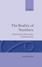 Reality of Numbers af John Bigelow
