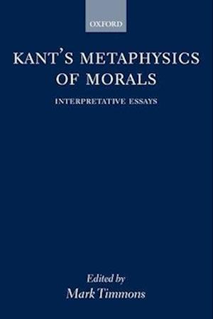 Kant's Metaphysics of Morals