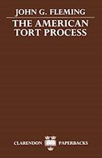 The American Tort Process (Clarendon Paperbacks)