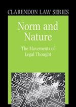 Norm and Nature (Clarendon Law Series)