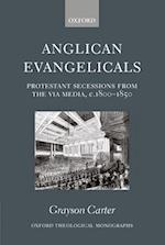 Anglican Evangelicals (Protestant Secessions from the Via Media, C1800-1850) (OXFORD THEOLOGICAL MONOGRAPHS)