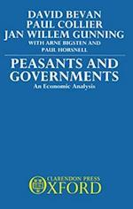 Peasants and Governments af etc, Jan Willem Gunning, David Bevan