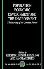 Population, Economic Development, and the Environment (Clarendon Paperbacks)