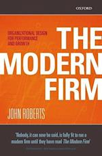 The Modern Firm af John Roberts