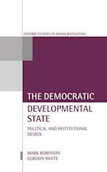 The Democratic Developmental State (Oxford Studies in Democratization Hardcover)