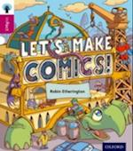 Oxford Reading Tree Infact: Level 10: Let's Make Comics! af Robin Etherington