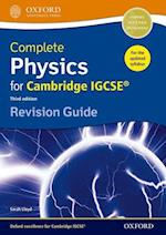 Complete Physics for Cambridge IGCSE Revision Guide