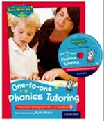 Read Write Inc.: Phonics One-to-one Tutoring Kit Professional Development DVD and Handbook af Ruth Miskin