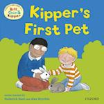 Kipper's First Pet (First Experiences with Biff, Chip and Kipper)