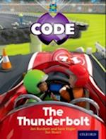 Project X Code: Wild the Thunderbolt (Project X Code)