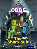 Project X Code: Shark the Shark Sub (Project X Code)