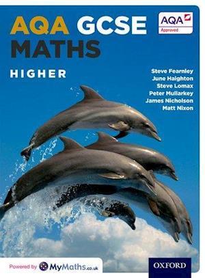 AQA GCSE Maths Higher Student Book