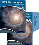 MYP Mathematics 4 & 5 Extended Print and Online Course Book Pack
