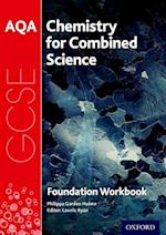 AQA GCSE Chemistry for Combined Science (Trilogy) Workbook: Foundation af Philippa Gardom-Hulme
