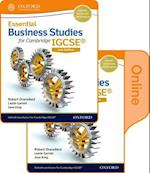 Essential Business Studies for Cambridge IGCSE af Robert Dransfield