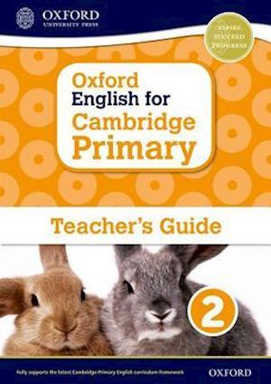 Bog, ukendt format Oxford English for Cambridge Primary Teacher Guide 2 af Sarah Snashall