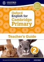 Oxford English for Cambridge Primary Teacher Guide 2