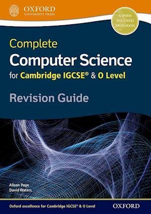 Bog, paperback Complete Computer Science for Cambridge IGCSE (R) & O Level Revision Guide af Alison Page