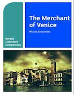 Oxford Literature Companions: The Merchant of Venice af Su Fielder