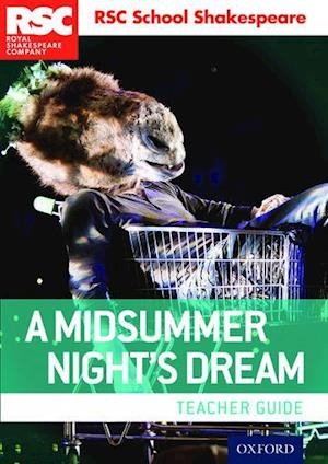 Bog, paperback RSC School Shakespeare: A Midsummer Night's Dream
