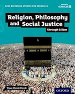 GCSE Religious Studies for Edexcel B: Religion, Philosophy and Social Justice Through Islam af Waqar Ahmedi