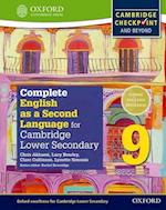 Complete English as a Second Language for Cambridge Secondary 1 Student Book 9