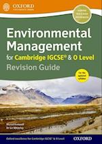Environmental Management for Cambridge IGCSE & O Level Revision Guide