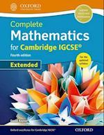 Complete Mathematics for Cambridge IGCSE Student Book