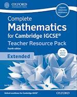 Complete Mathematics for Cambridge IGCSE