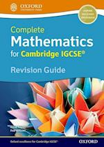 Complete Mathematics for Cambridge IGCSE Revision Guide (Core & Extended)