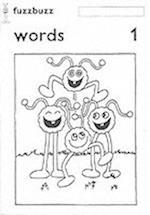 Fuzzbuzz: Level 1: Words 1 af Colin Harris, Joseph Wright