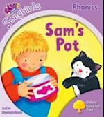 Oxford Reading Tree Songbirds Phonics: Level 1+: Sam's Pot (Oxford Reading Tree)