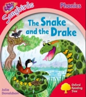 Oxford Reading Tree Songbirds Phonics: Level 4: The Snake and the Drake