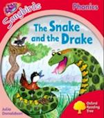 Oxford Reading Tree Songbirds Phonics: Level 4: The Snake and the Drake (Oxford Reading Tree)